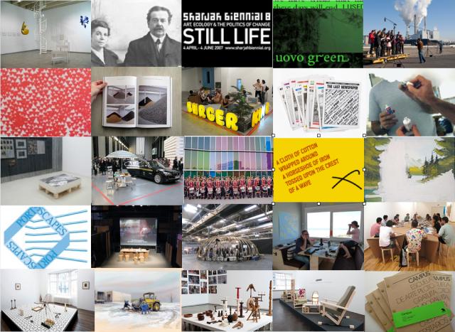 Resumen de imágenes de proyectos de Latitudes
