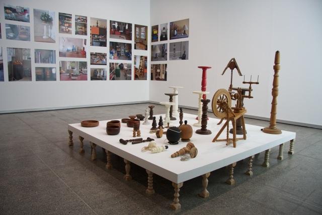 Amikejo MUSAC - exposición Iraxe Jaio y Klaas van Gorkum