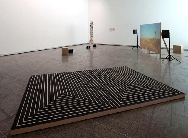 Amikejo MUSAC - exposición Fermin Jiménez Landa y Lee Welch