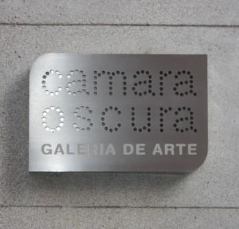 galería de arte cámara oscura