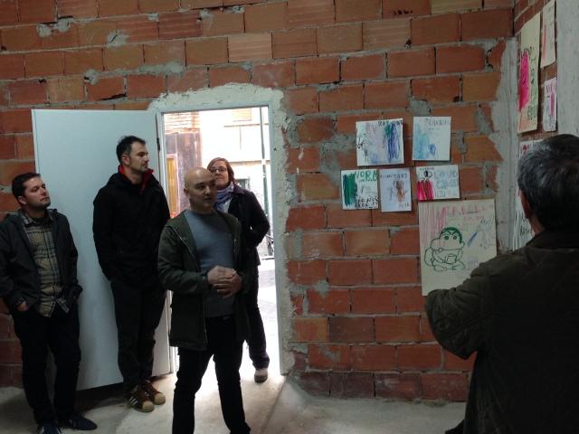 1erEscalón En Construcción AB9 Eduardo Pérez Salguero