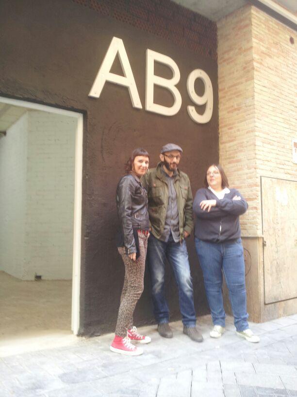 AB9 1erEscalón