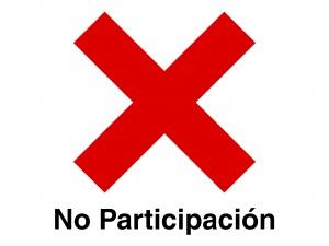 No Participación Espacio Trapézio