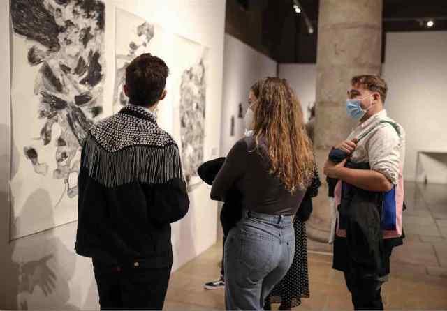 Exposición Palacio Almudí artistas de Murcia